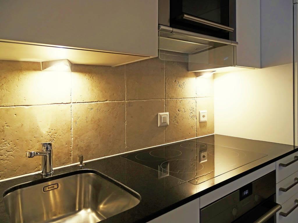 Haus Quelle Saas Grund 3 1/2 Zi-wohnung Kochen
