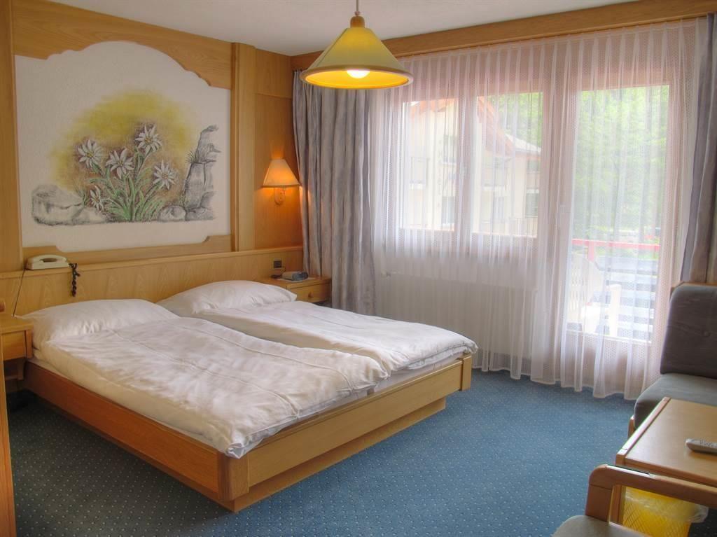 Doppelzimmer Mattmarkblick