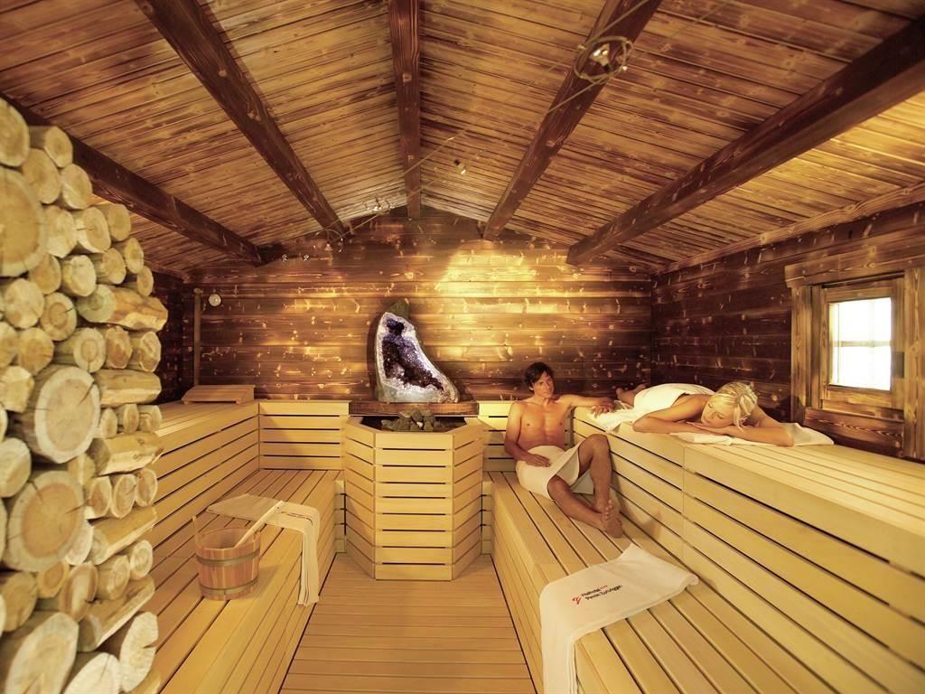 Sauna Wellness Zurbriggen