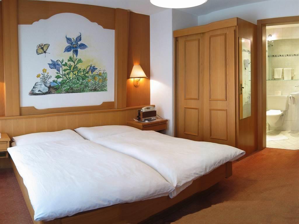Doppelzimmer 14 im Mattmarkblick
