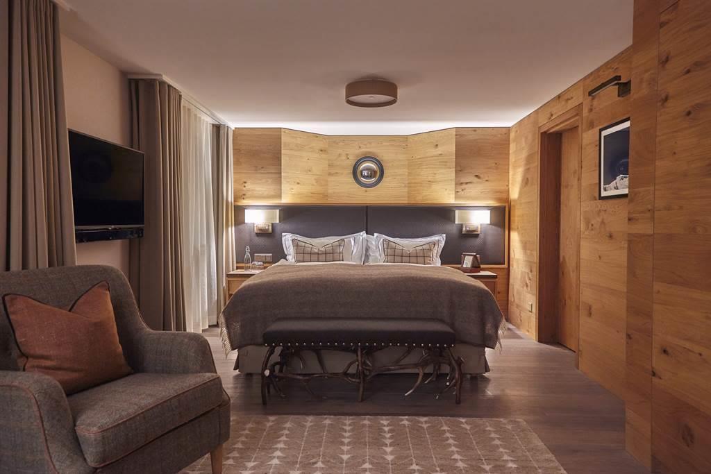 The Capra Suite Sleeping