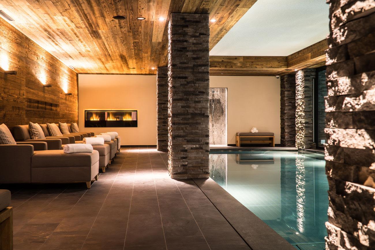 Peak Health Spa - Inside Pool