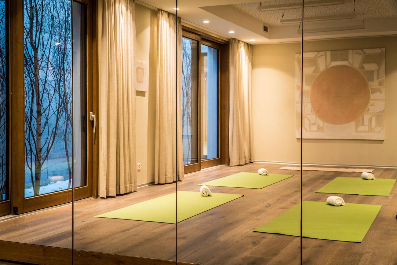 Peak Health Spa - Yoga