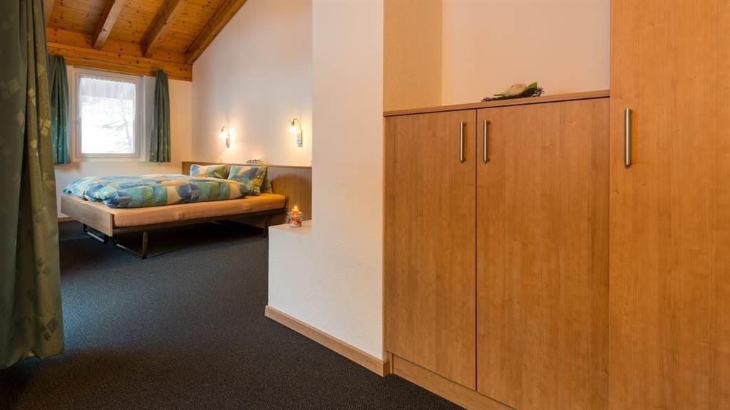 Doppelschlafzimmer 2. Etage mit Balkon