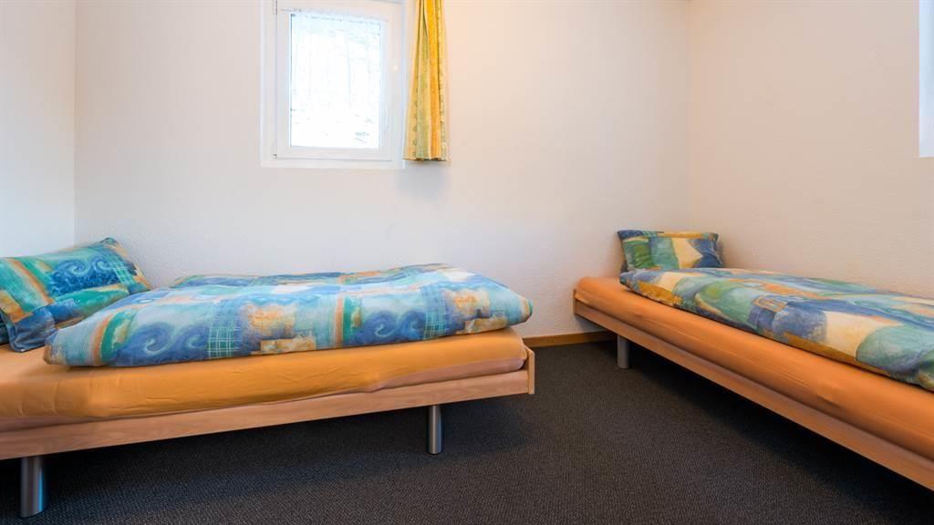 Zimmer mit zwei Betten 2. Etage