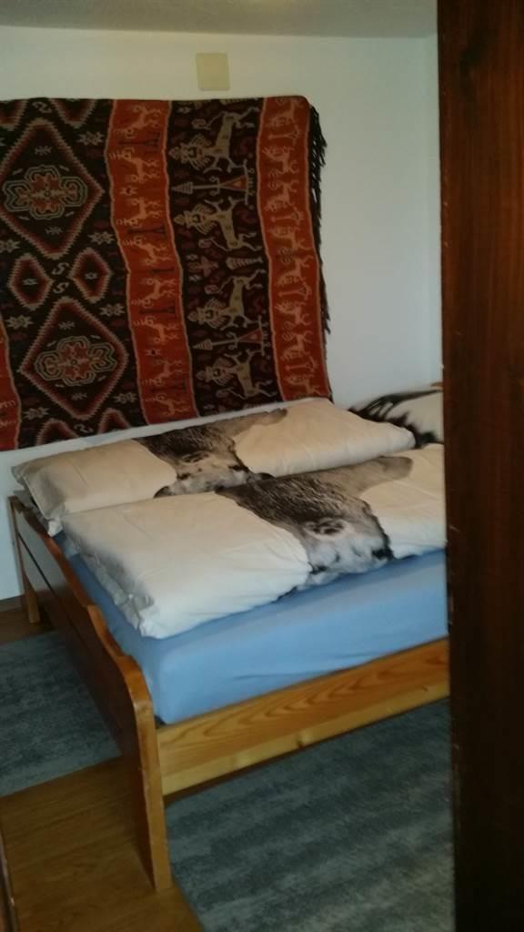 Schlichten Schlafzimmer