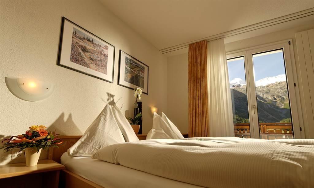Zimmer Feegletscher Park-Hotel