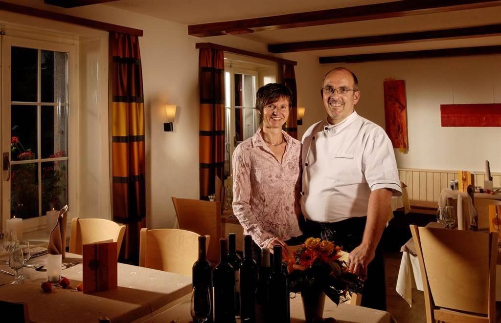 Jutta und Patrick Rossi