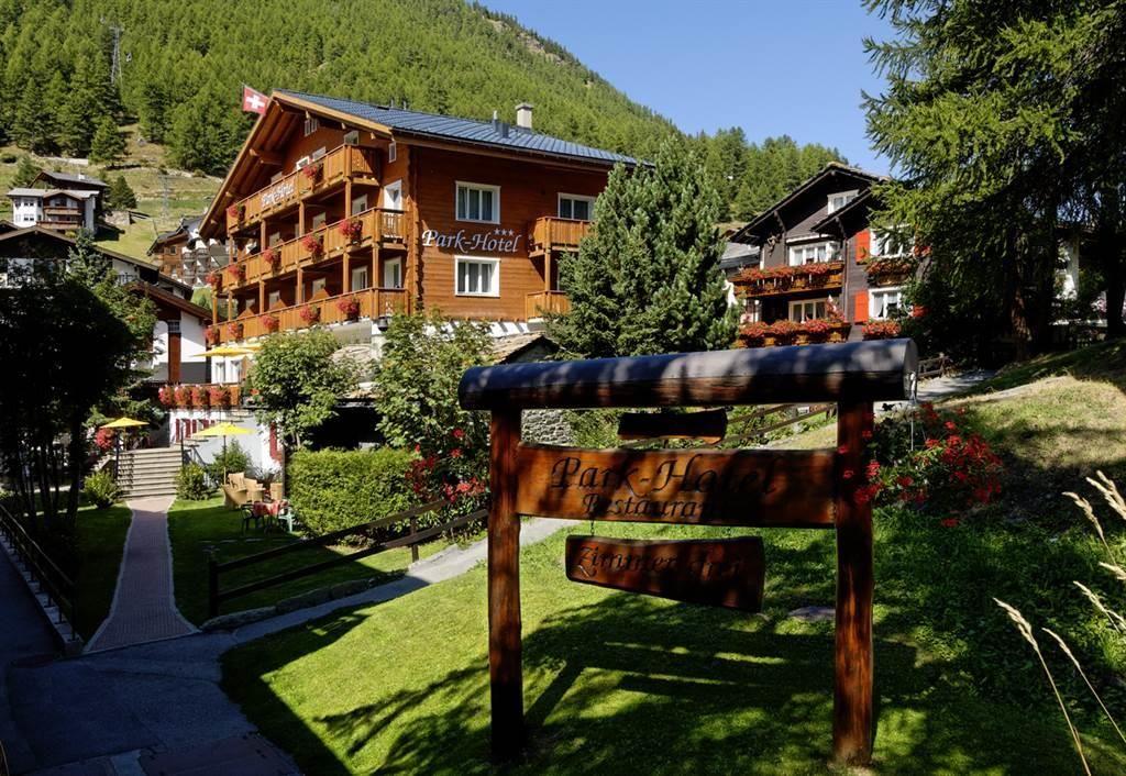 Park-Hotel Saas-Fee Sommer