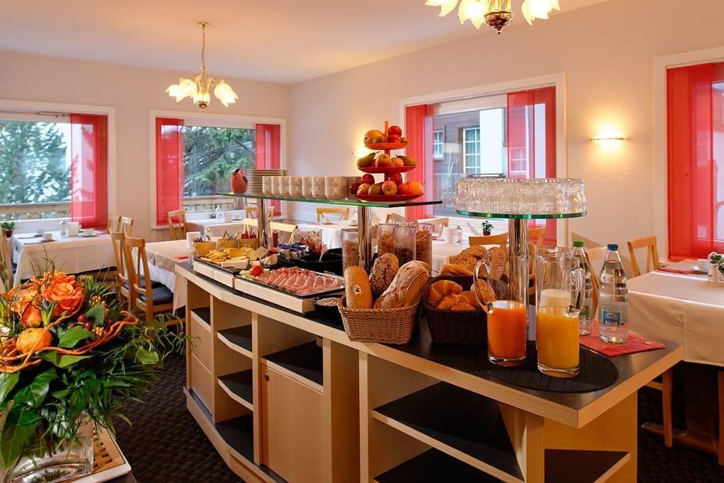 Leckeres Frühstücksbuffet