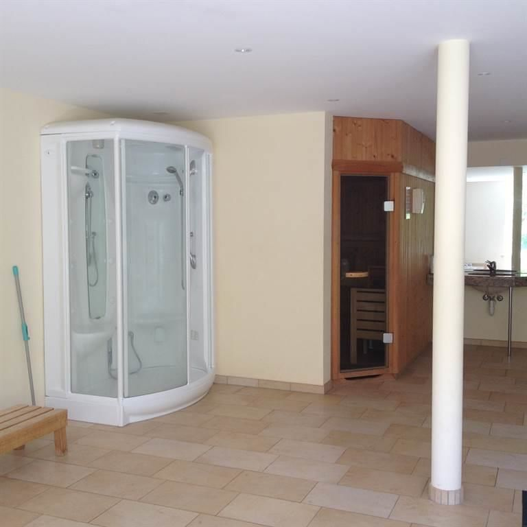 Sauna in Haus Gratis