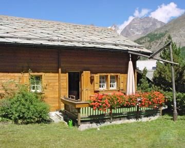 Chalet Marmottes 2