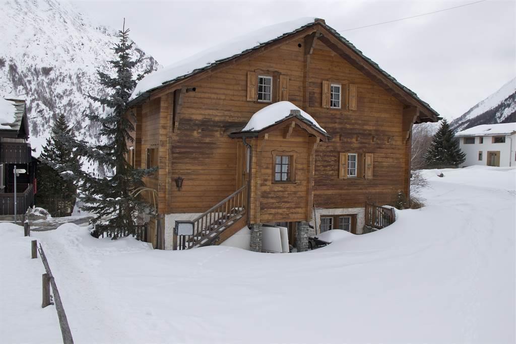 Haus Marmottes