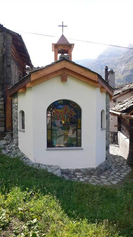 Kapelle auf Furggstalden