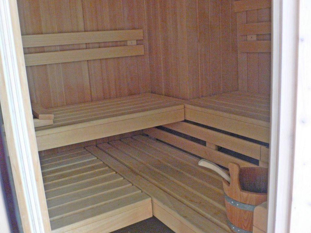 Sauna Innen