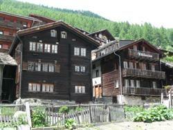 Mountain-Lodge Edelweiss aussen