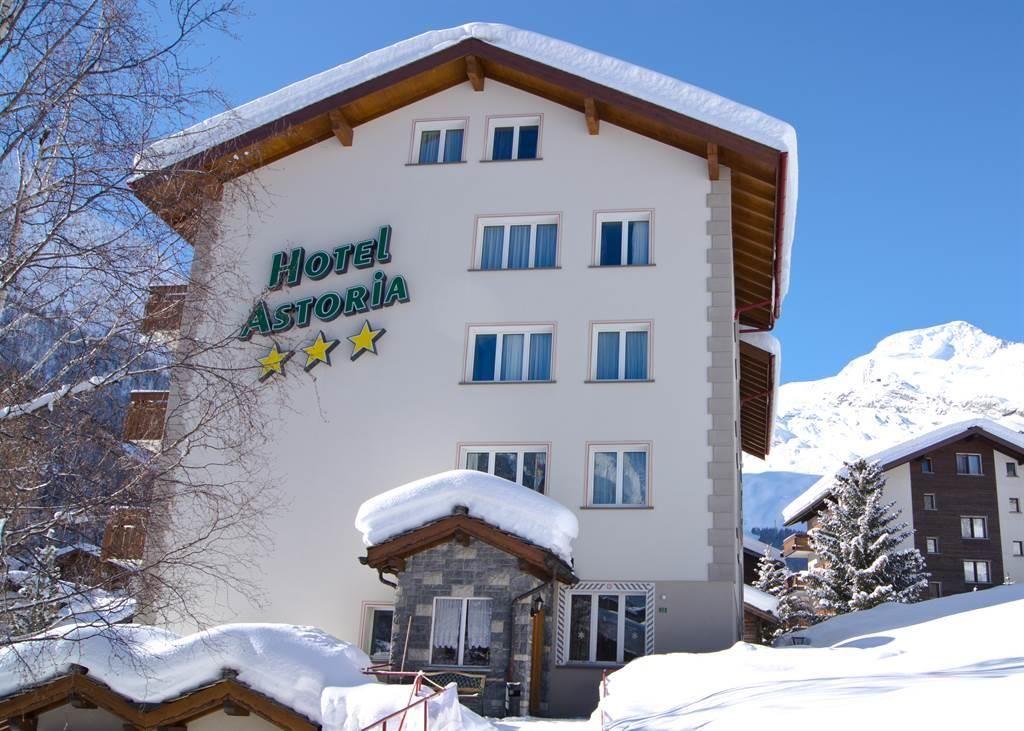Hotel Astoria Eingangsfront