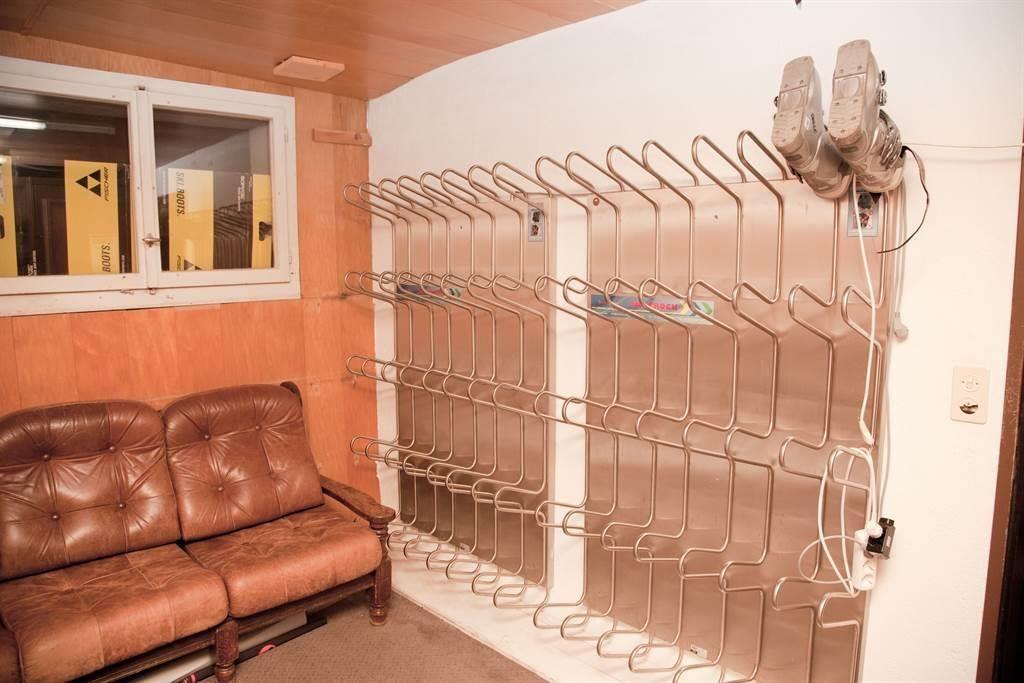 Hotel Astoria Skischuhraum mit Heizung