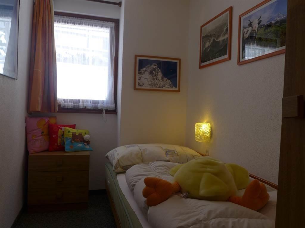 Einbett Zimmer