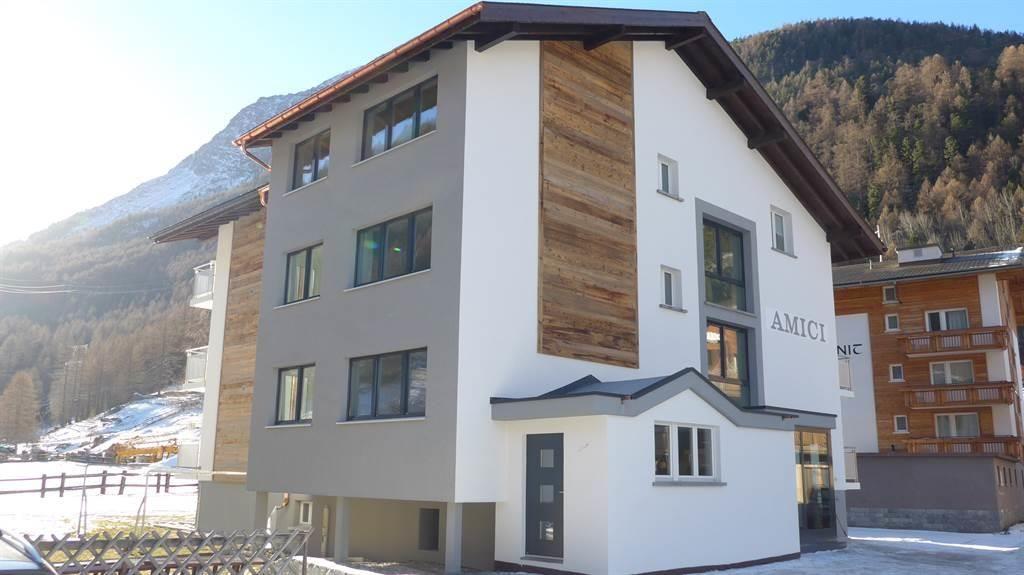 Haus Amici, Norden, Eingangsbereich