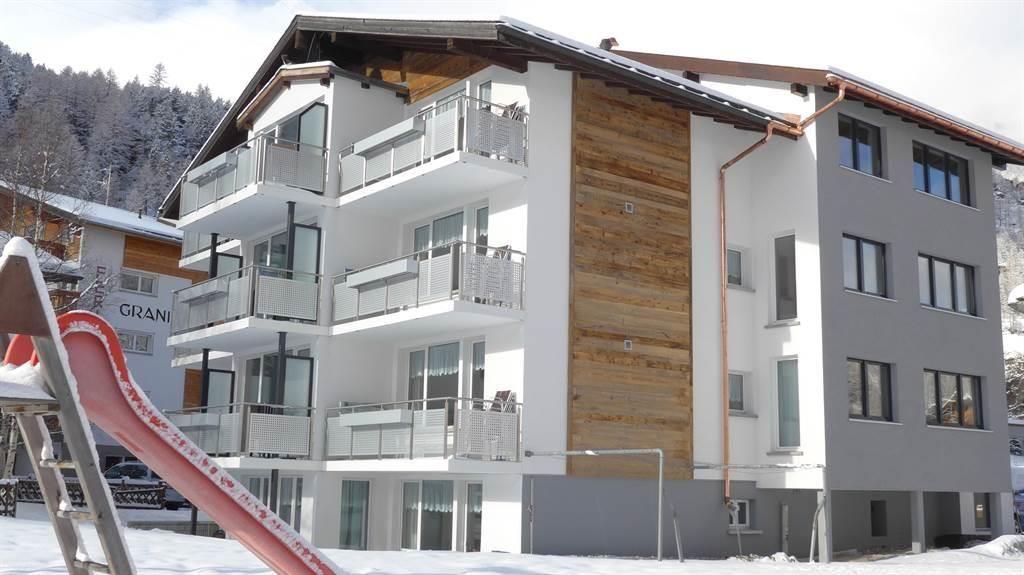 Haus Amici, Süd-Ostseite