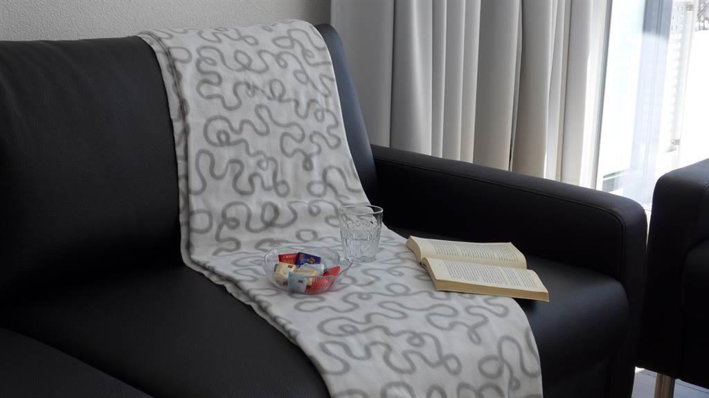 Lesen und Gemütlich im Wohnzimmer