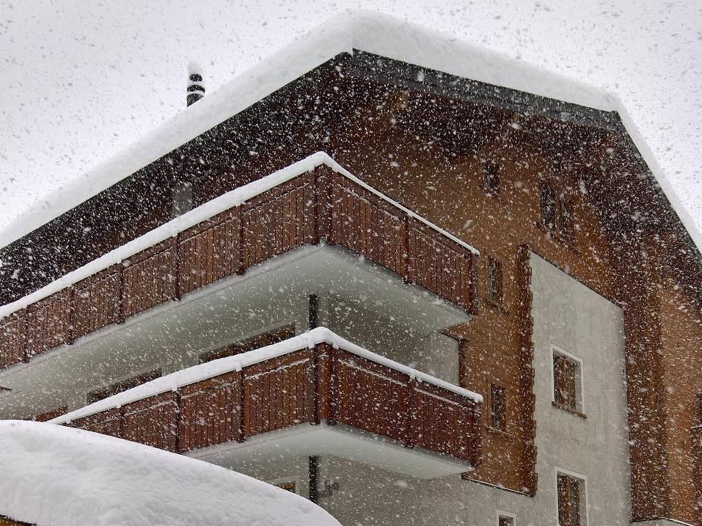 Haus Ansicht Winter 8