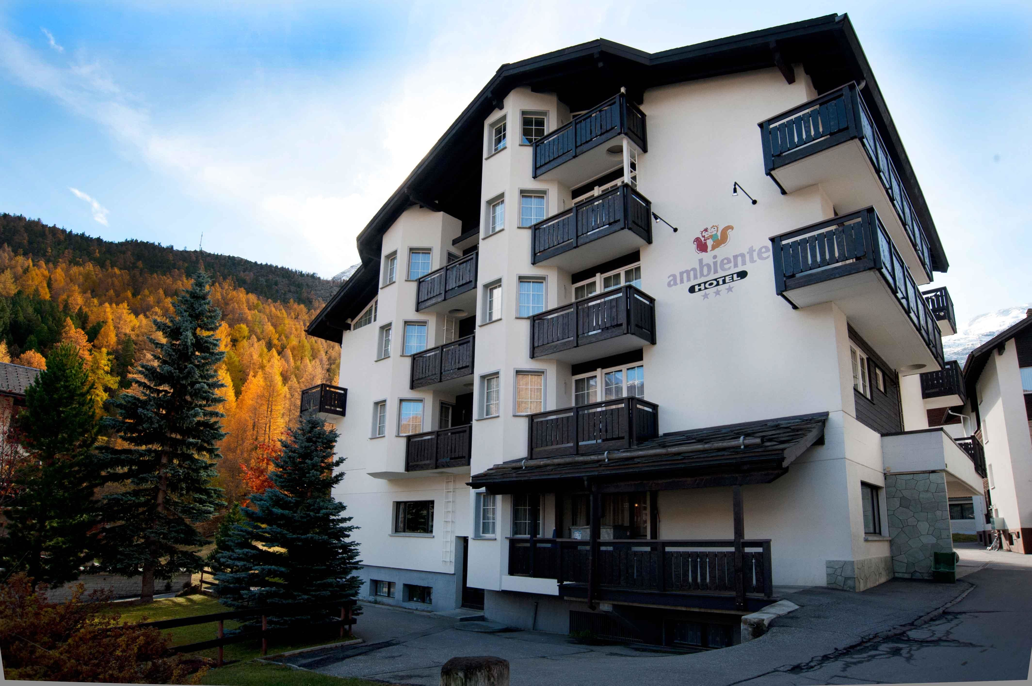 Hotel-vorn