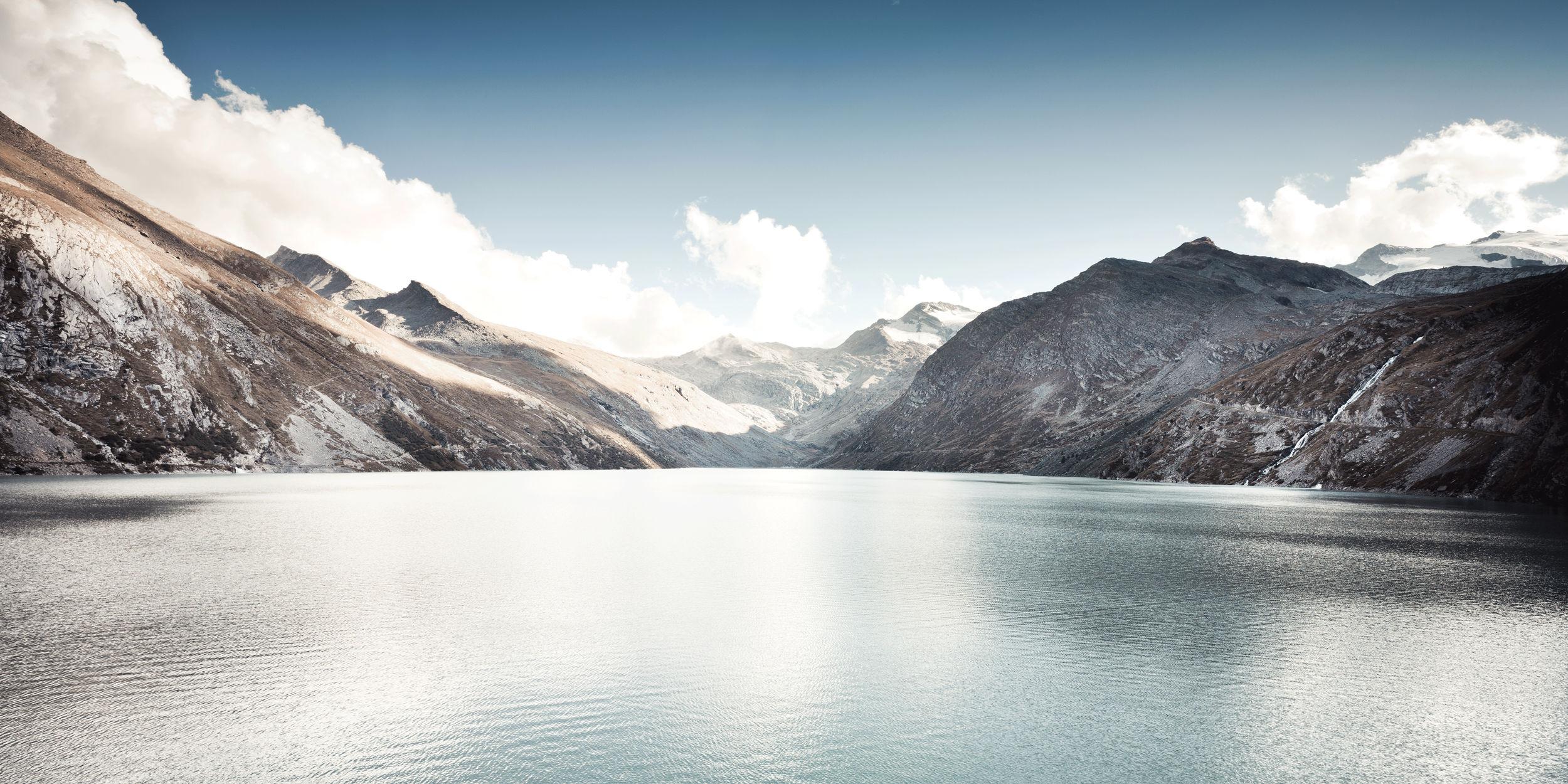 Mattmark Lake Saas-Almagell