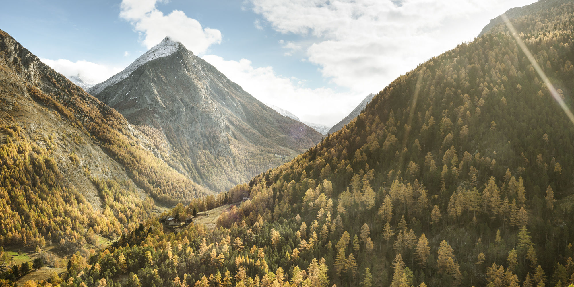 Autumn Saas-Fee