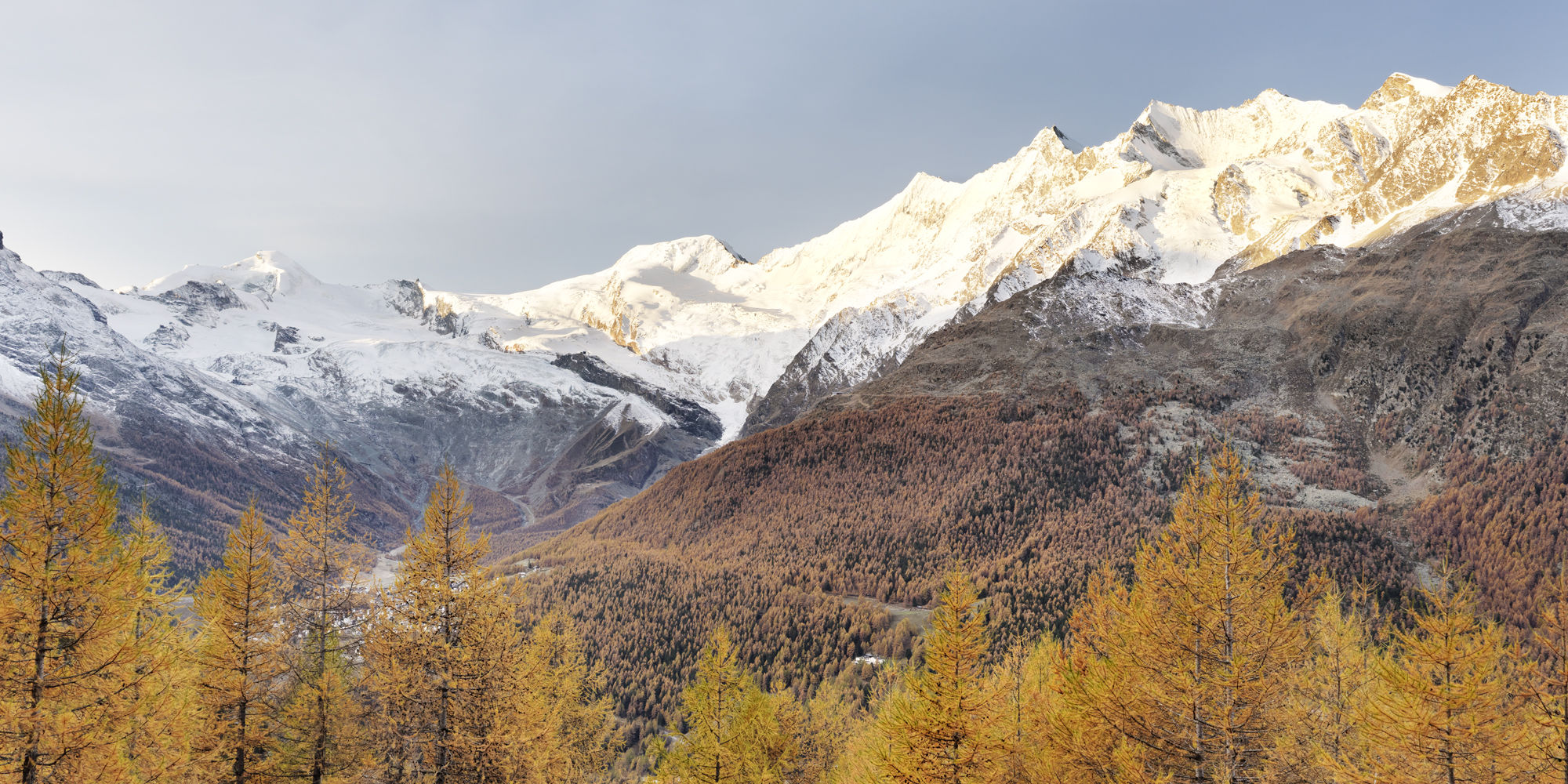 Autumn Saas Valley