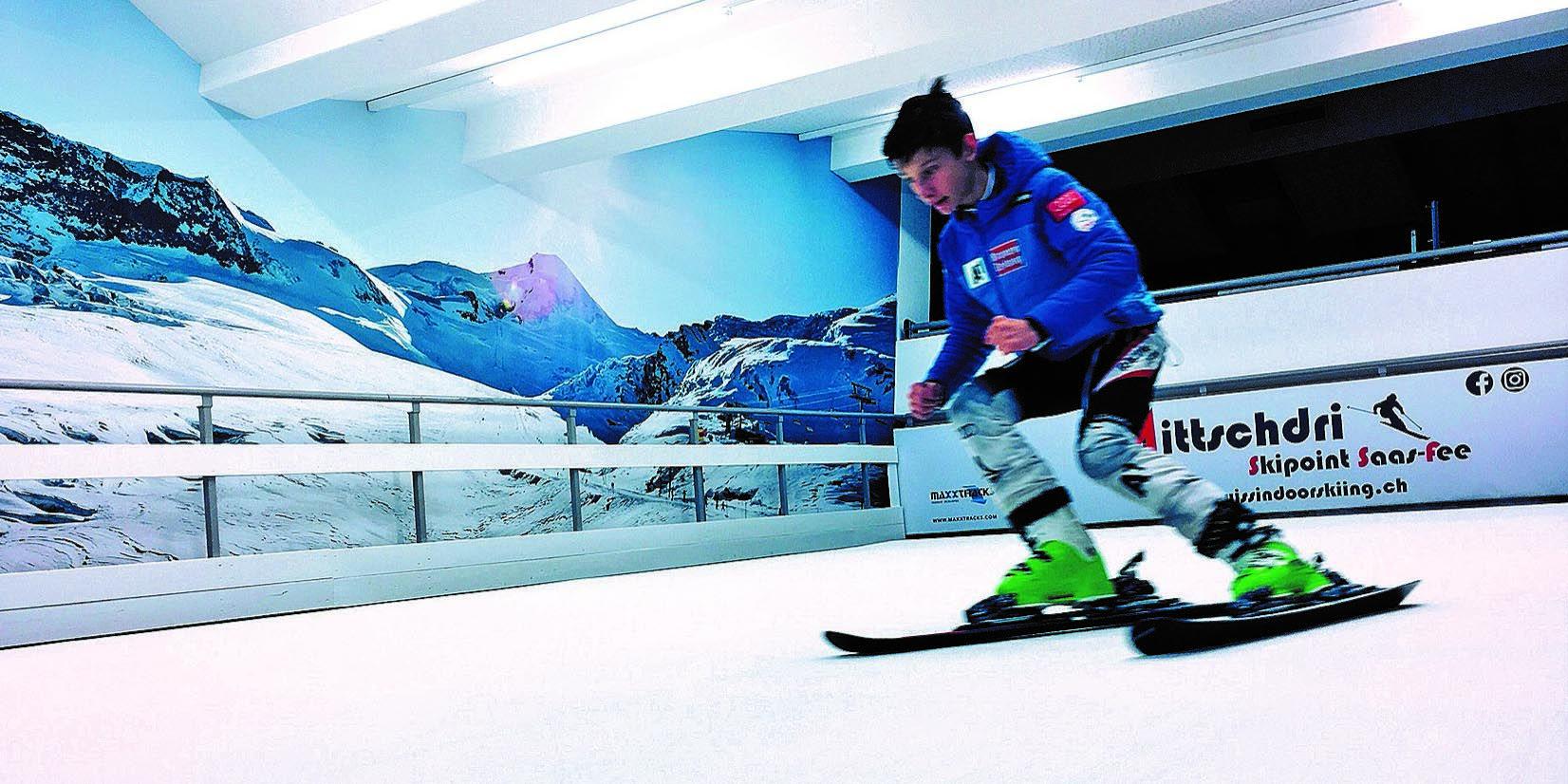 Mitschdri Skipoint - Indoor Skiing