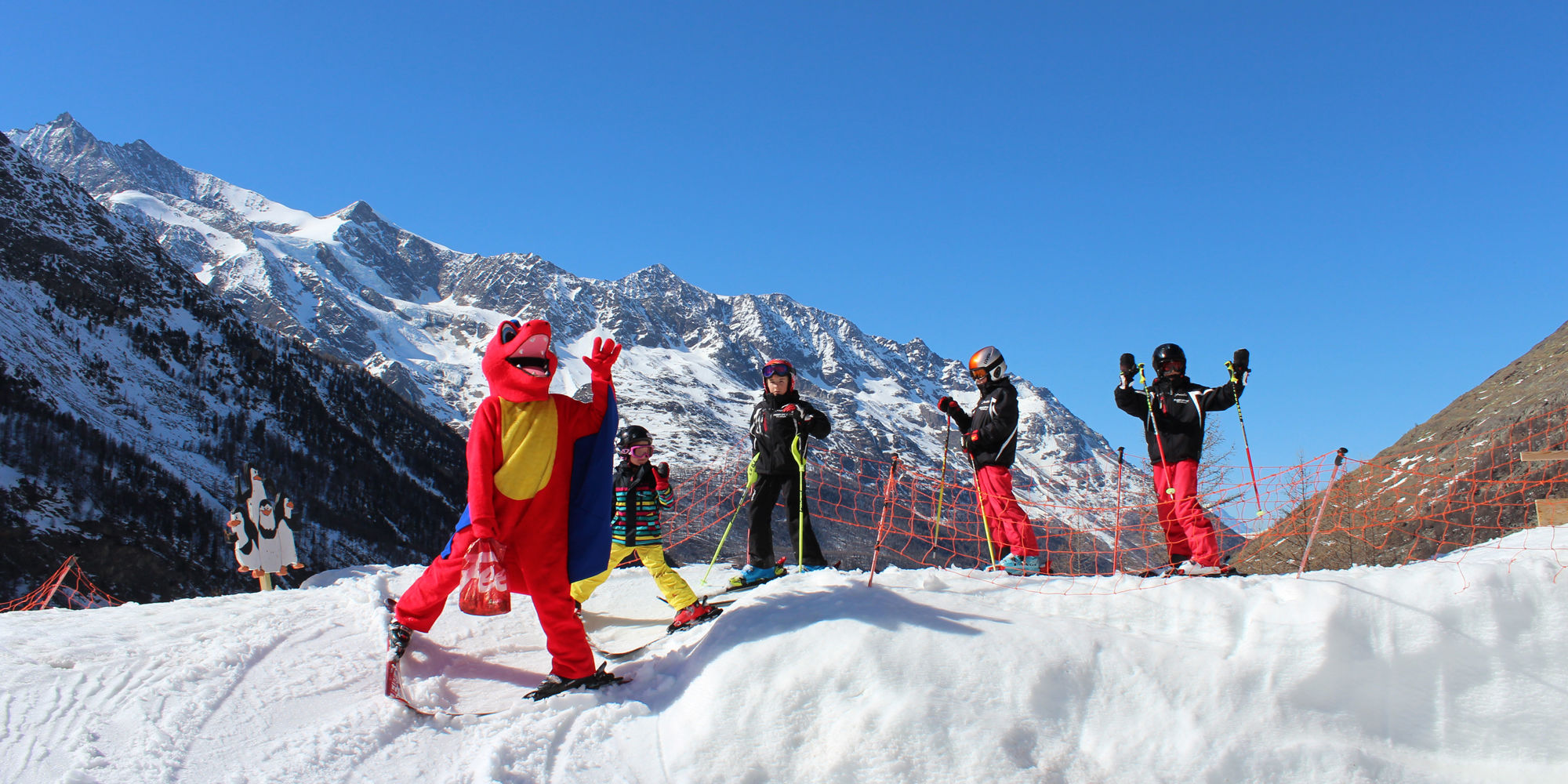 Kian's Adventureland - Free Republic of Holidays, Saas-Fee