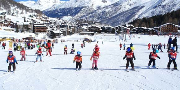 Kinderpark Saas-Fee