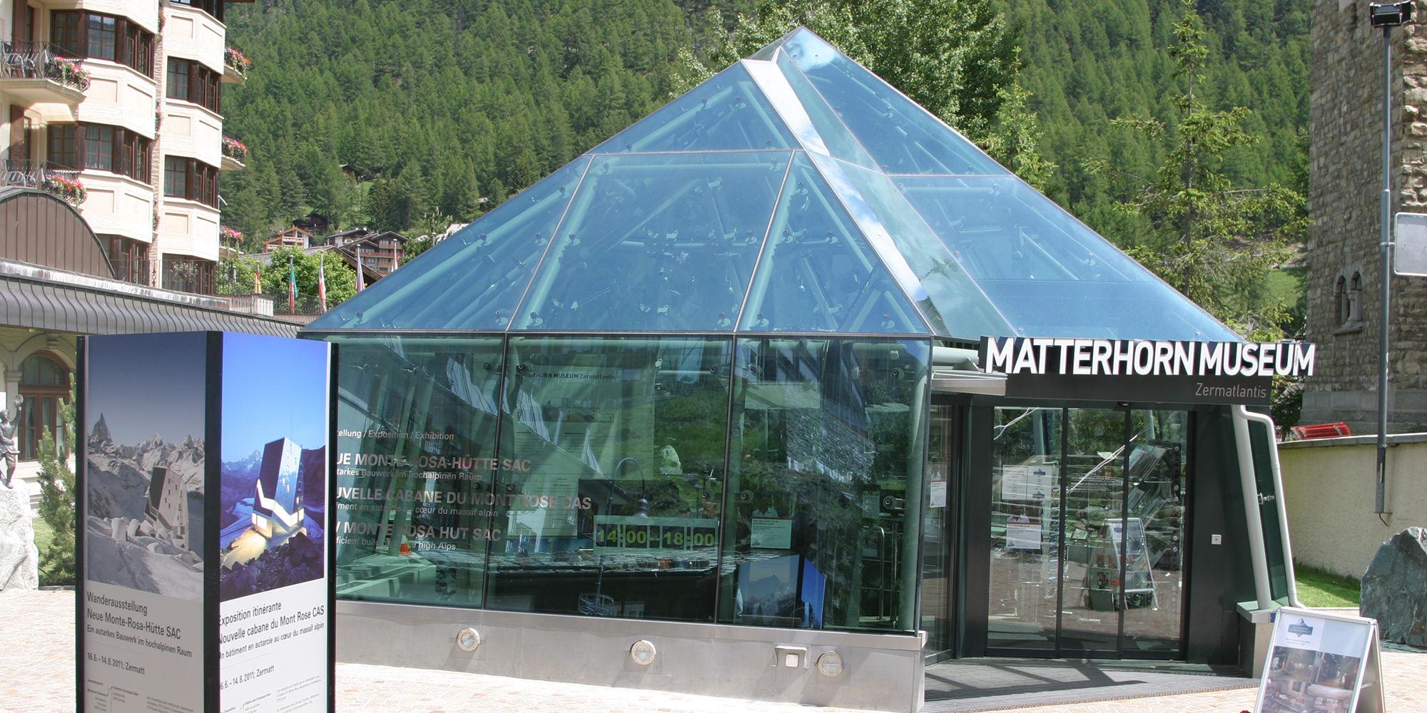 Matterhorn Museum in Zermatt