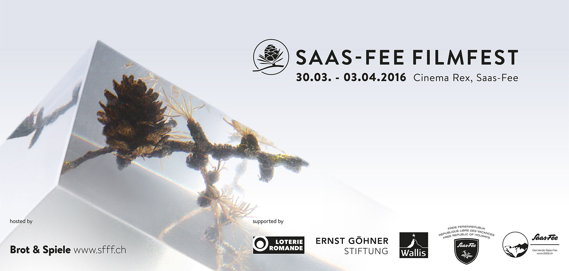 Saas-Fee Film Festival in the Free Republic of Holidays Saas-Fee