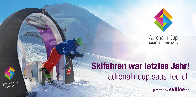 Adrenalin-Cup in der Freien Ferienrebublik Saas-Fee
