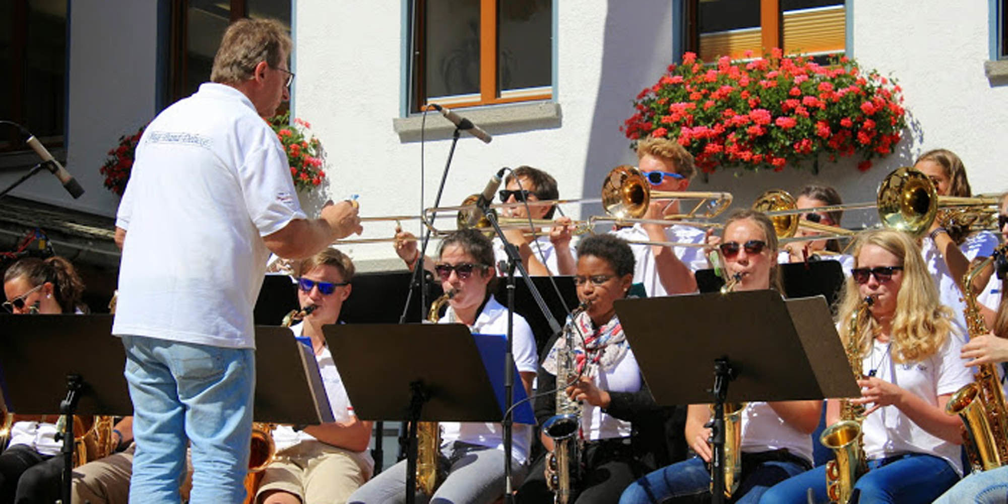 Events in der Freien Ferienrepublik Saas-Fee