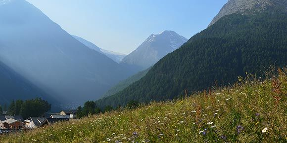 Nachhaltigkeit der Freien Ferienrepublik Saas-Fee