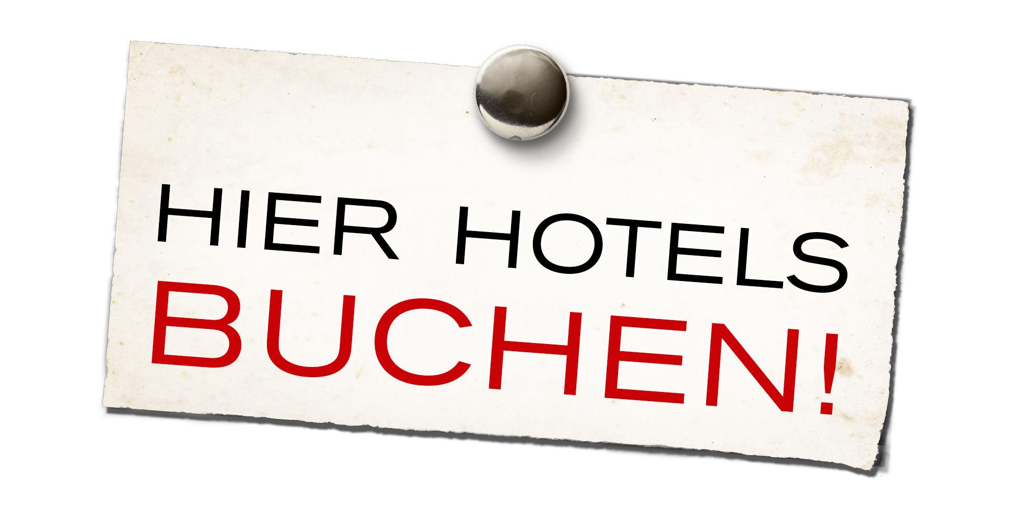 Hier Hotels buchen