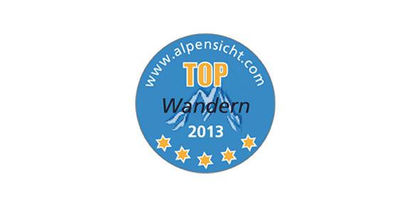 Alpensicht Top Wandern