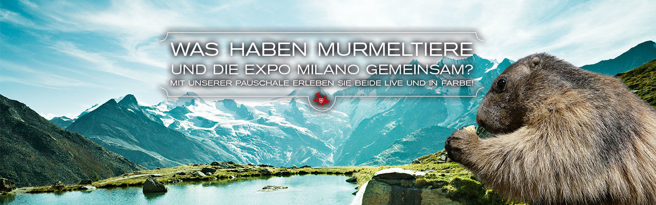 Expo-Milano Pauschalangebote