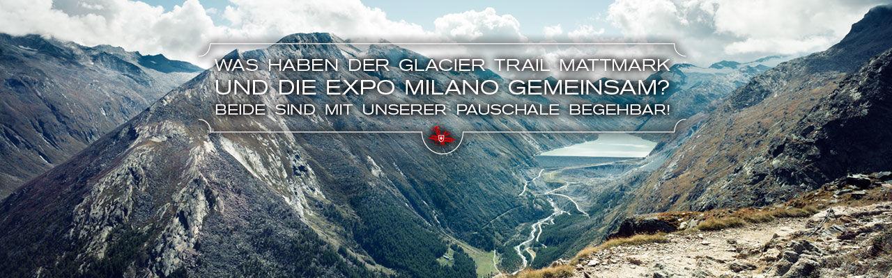 Expo Mailand - Wandern