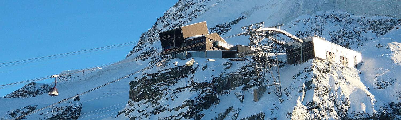 Saastal Bergbahnen AG in der Freien Ferienrepublik Saas-Fee