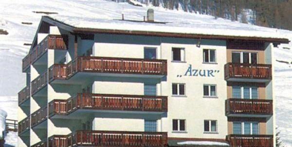 Ferienwohnungen Azur - Free Republic of Holidays Saas-Fee