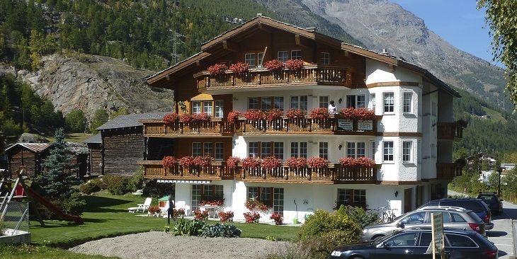 Haus Arcadia Saas-Grund