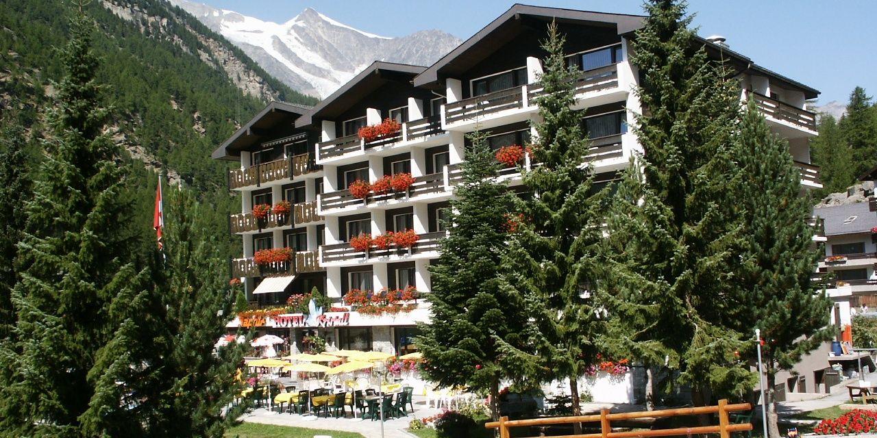Hotel Kristall-Saphir - Freie Ferienrepublik Saas-Fee