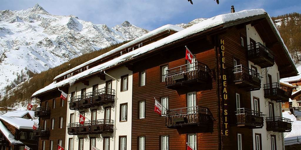 Hotel Sunstar Beau-Site - Free Republic of Holidays Saas-Fee