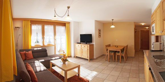 Appartements Saas-Fee