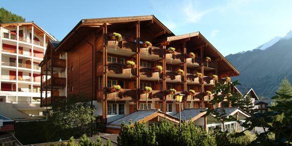 Schweizerhof Saas-Fee